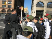 Troop 2295: NYC Historical Trail