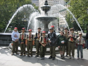 Troop 2295: Near NYC's City Hall
