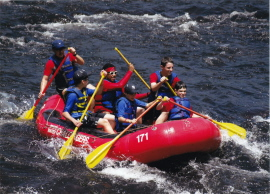Whitewater Rafting 2010