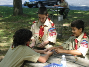 Troop 2295: First Troop Meeting
